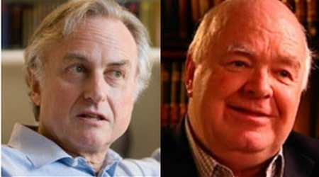 مناظرة ريتشارد دوكنز وجون لينكس: هل دفن العلم الله؟