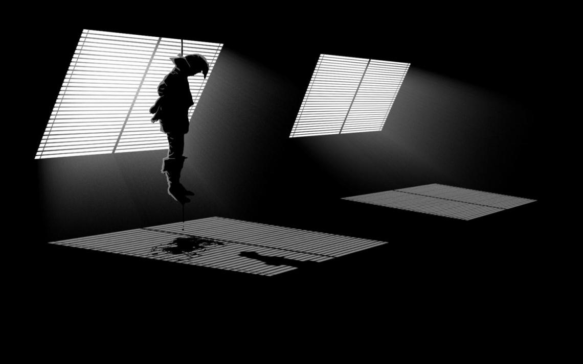 أسئلة جريئة: ماسبب أرتفاع نسبة الانتحار بين الملحدين؟