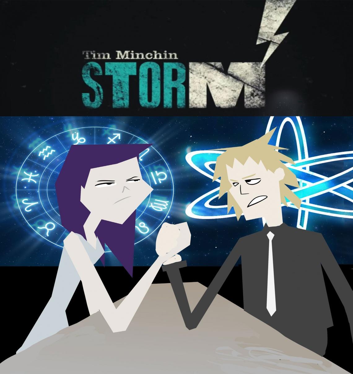 تيم مينتشن: العاصفة