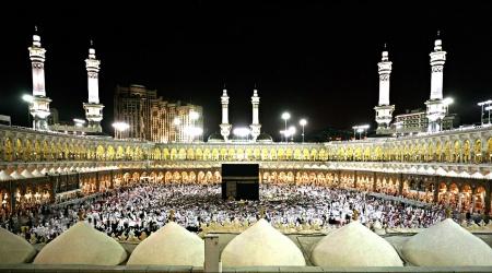 قاطعوا الحج هذا العام، ولا داعي لتشييد المساجد