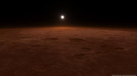 لماذا لا يوجد مسلمين على سطح المريخ؟